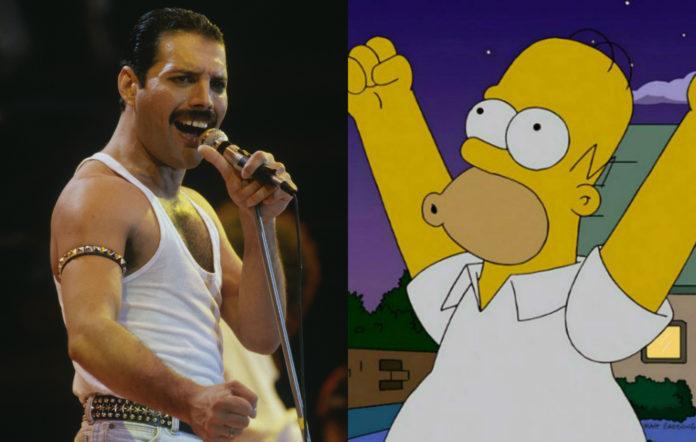 The Simpsons, Queen