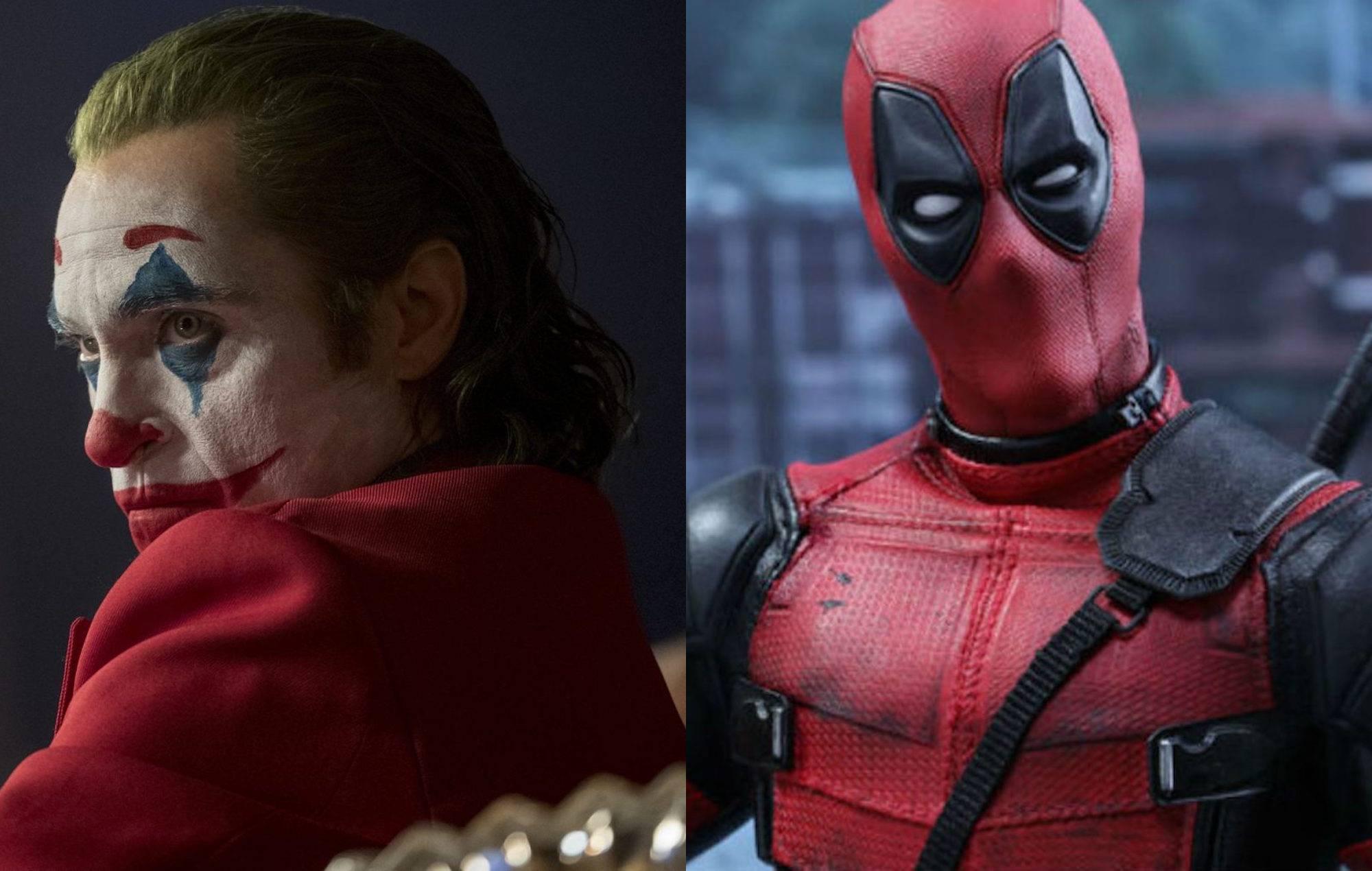 'Joker' has overtaken 'Deadpool' as highest grossing R-rated movie ever