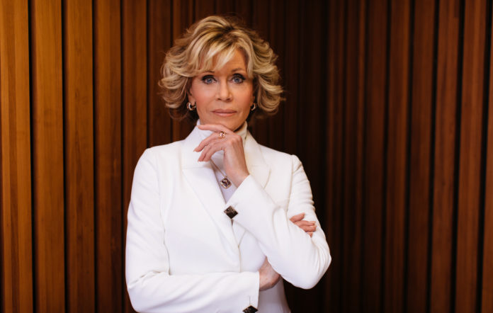 Jane Fonda was arrested for protesting outside of the US Capitol
