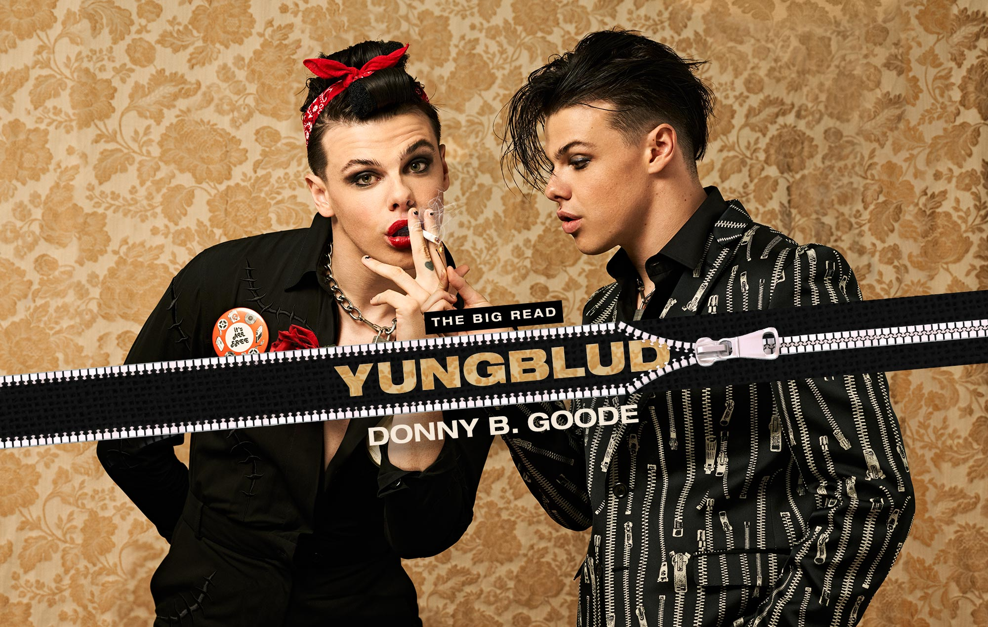 The Big Read Yungblud I Wanna Be The Rock Star For The 2020 Generation