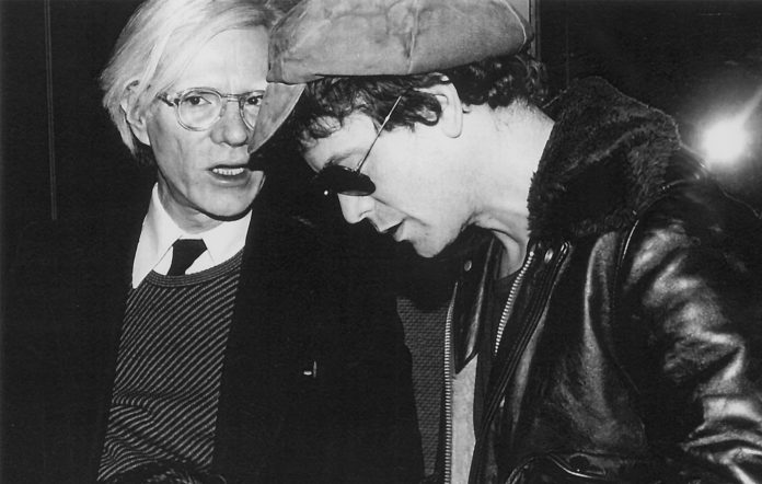 Andy Warhol Lou Reed Velvet Underground lost cassette tape