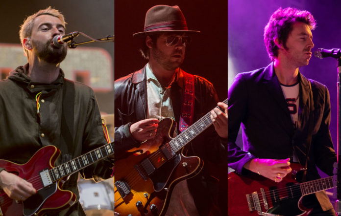 The Courteeners, Miles Kane, The Coral