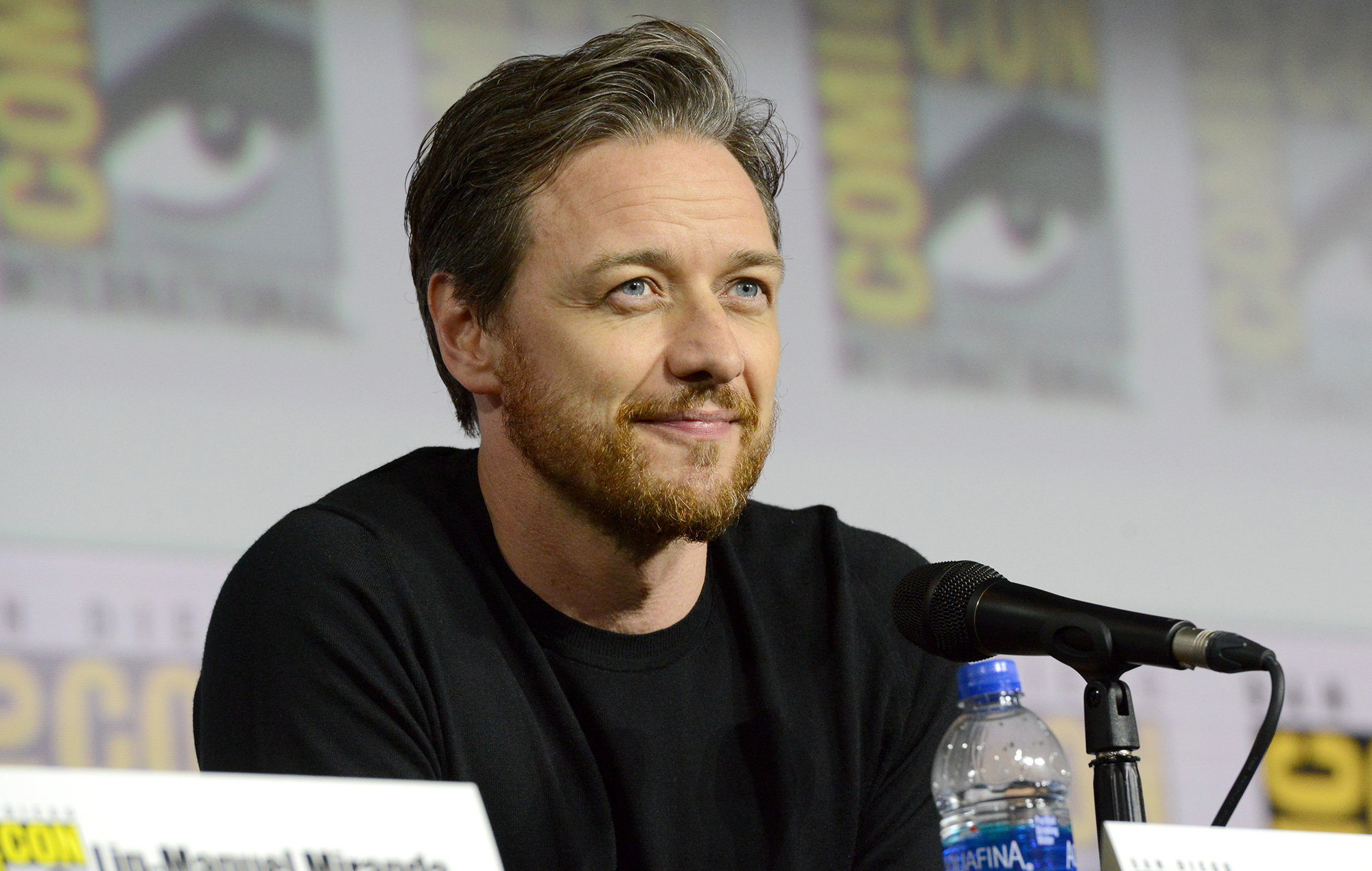 James McAvoy reveals he joined 'His Dark Materials' as ...