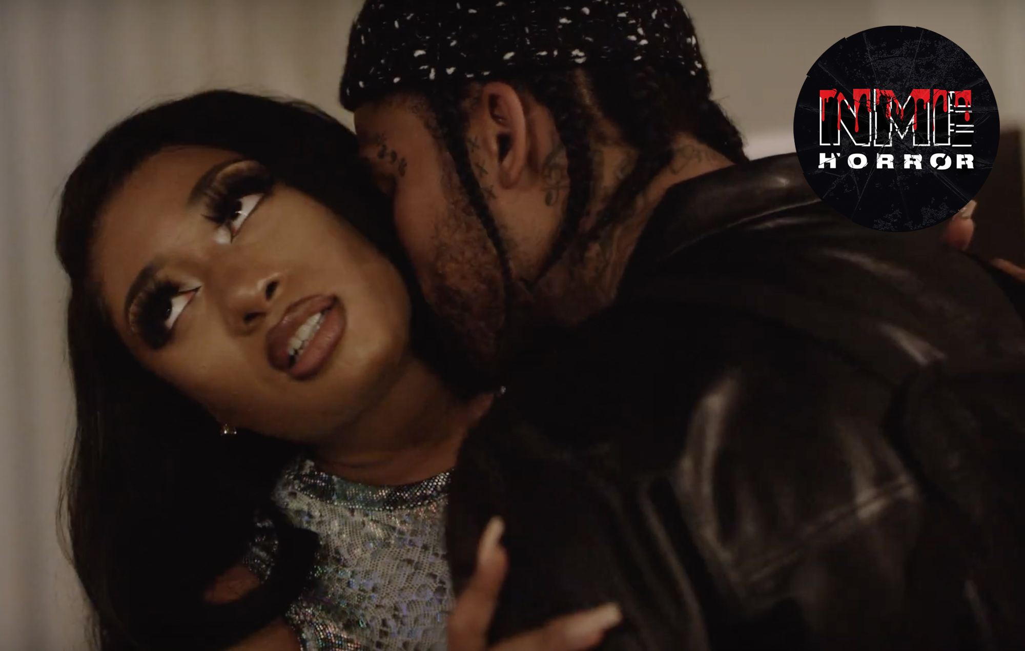 Megan Thee Stallion horror Halloween Hottieween episode 1 Dave East Teyana Taylor