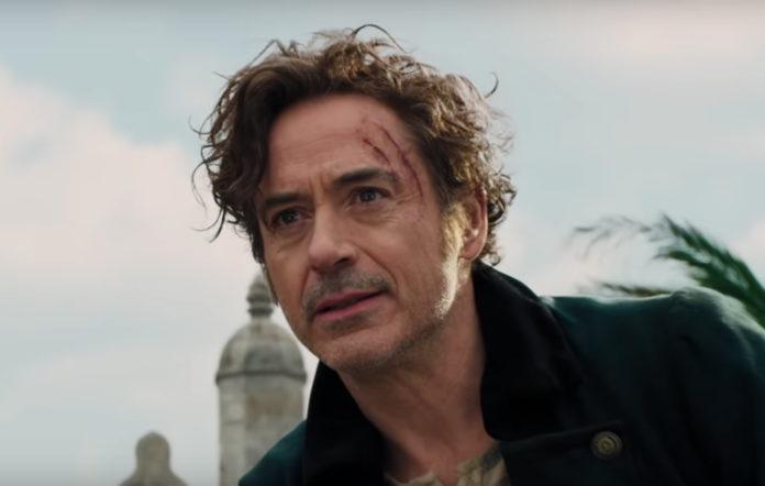 Robert Downey Jr Dr Dolittle trailer