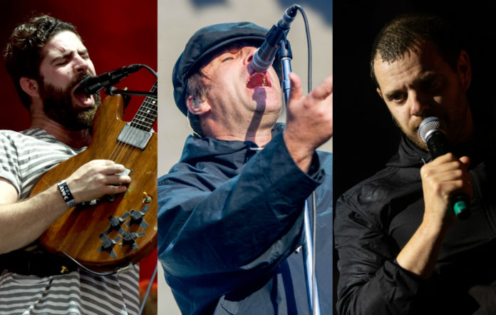 Foals, Liam Gallagher and The Streets