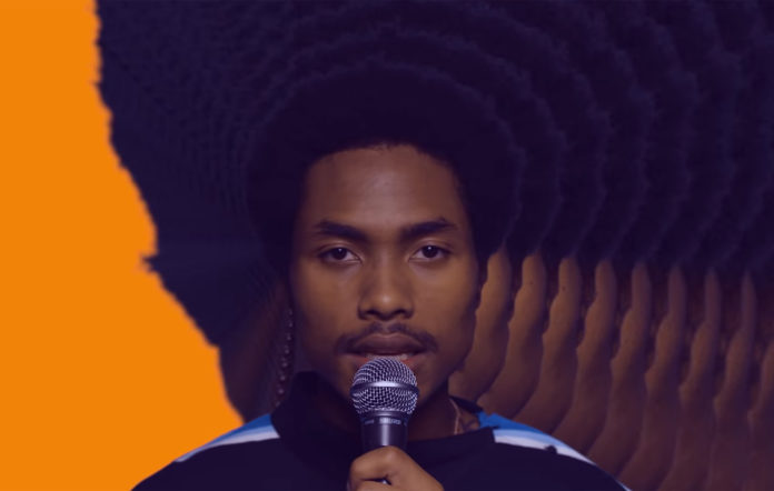 Steve Lacy releases Playground music video