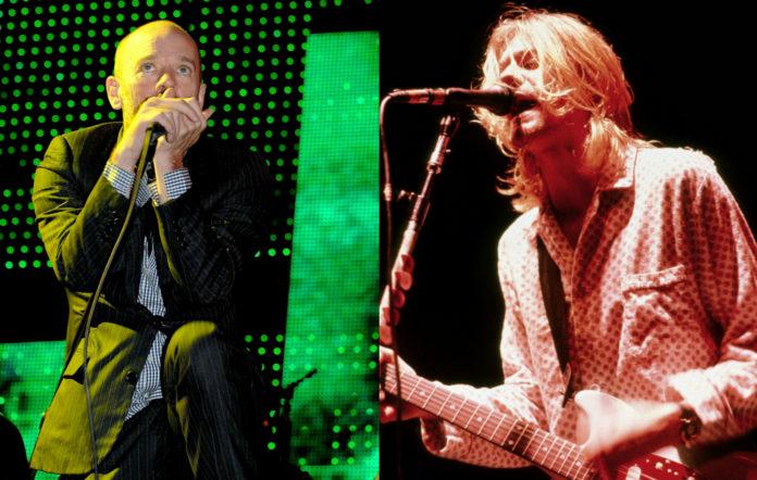 Michael Stipe / Kurt Cobain