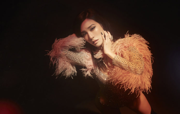 Tiffany Young Run For Your Life music video