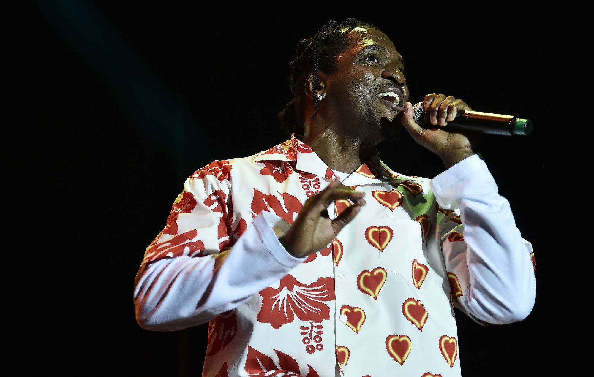 Pusha T issues warning to whoever has been leaking his music