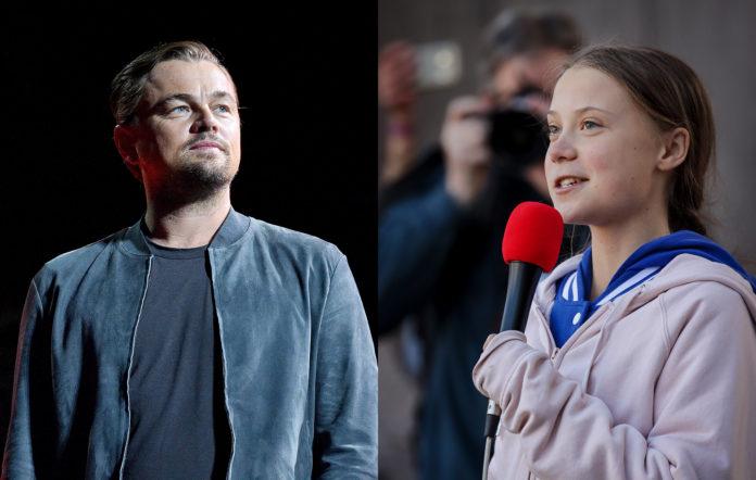 Leonardo DiCaprio praises Greta Thunberg in new Instagram post