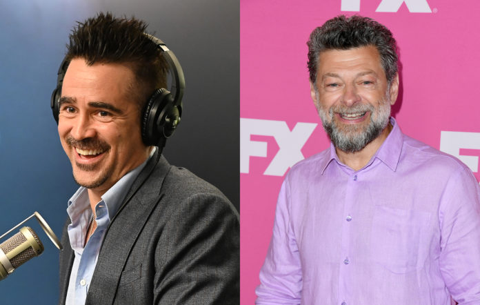 Colin Farrell and Andy Serkis in talks to join The Batman