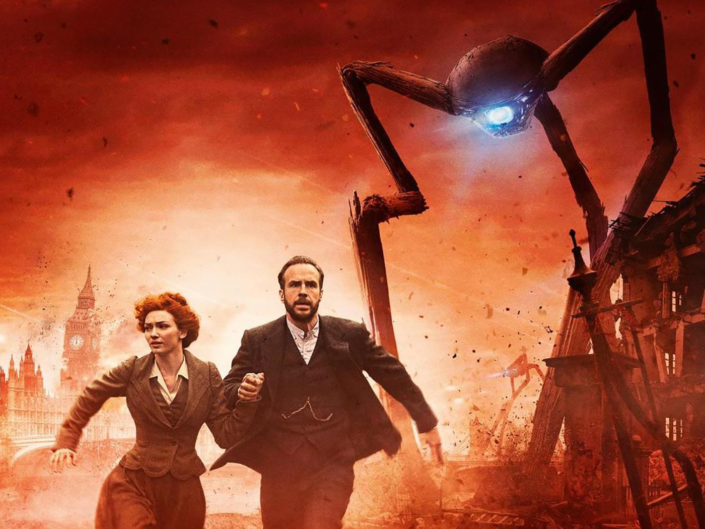The War of the Worlds review: slow, stupid and hopelessly straightforward