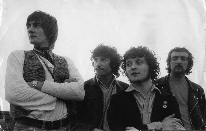The original line-up of Fleetwood Mac