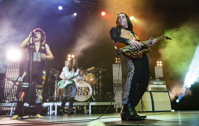 Greta Van Fleet Concert In Barcelona