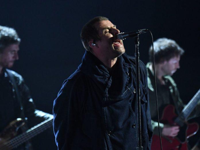 Liam Gallagher MTV EMAs 2019 - Show