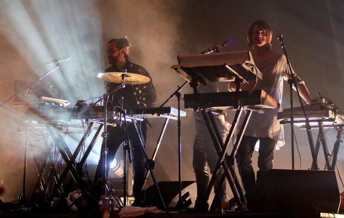 Royksopp Performs At Auditorio BlackBerry