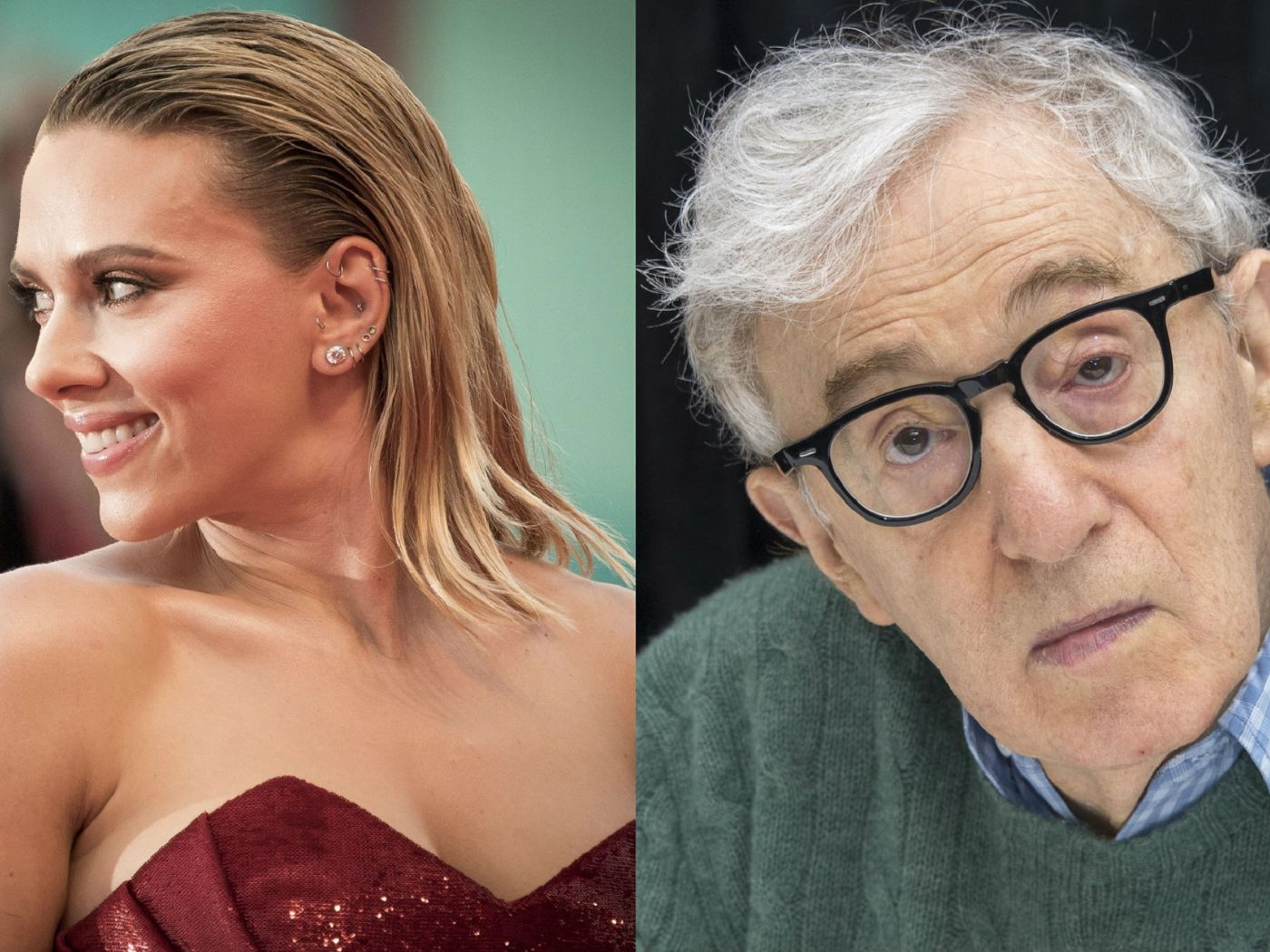 Scarlett Johansson clarifies her comments defending Woody Allen - NME Music News, Reviews, Videos, Galleries, Tickets and Blogs | NME.COM