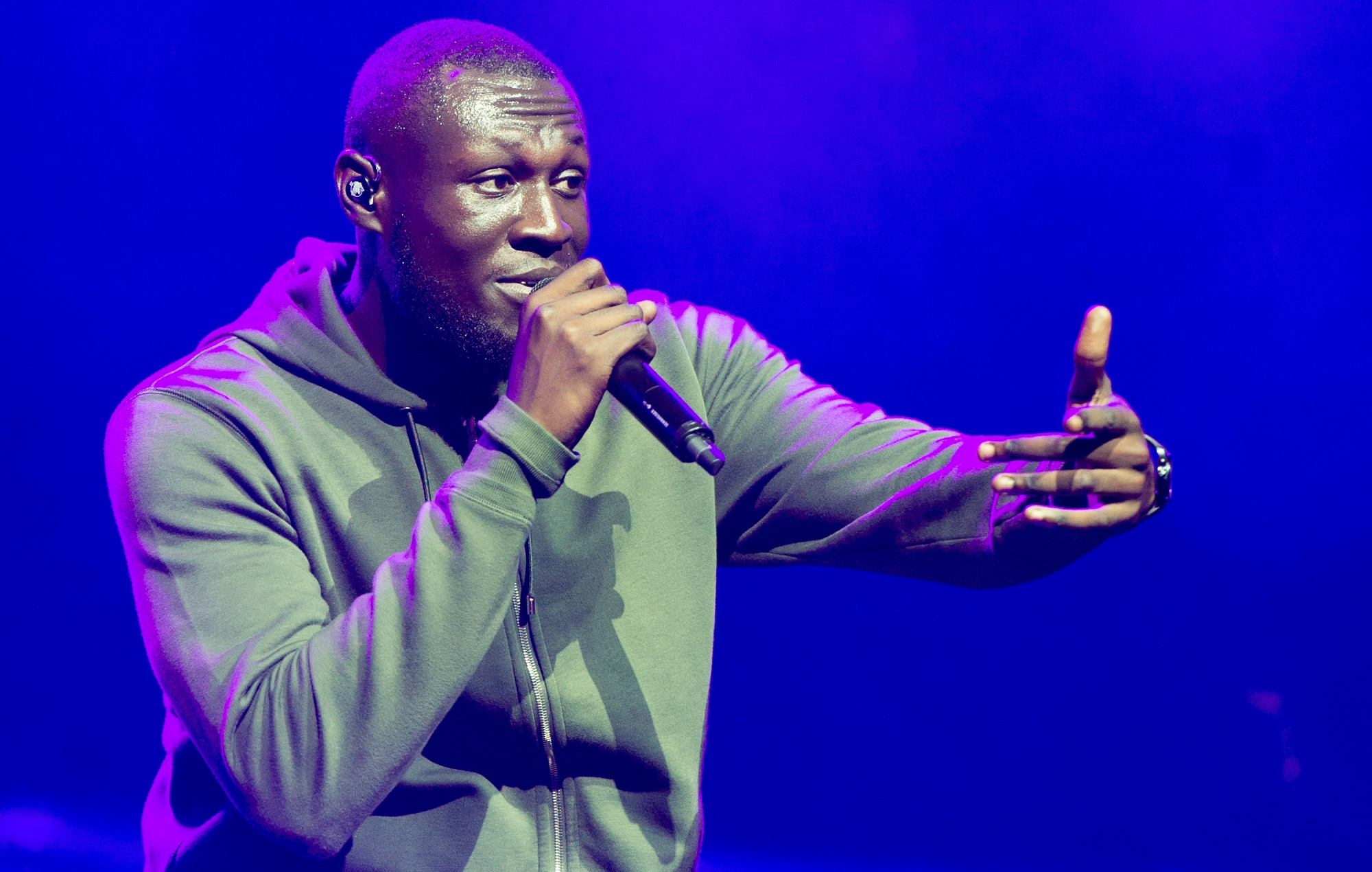 Stormzy Performs At O2 Academy Brixton