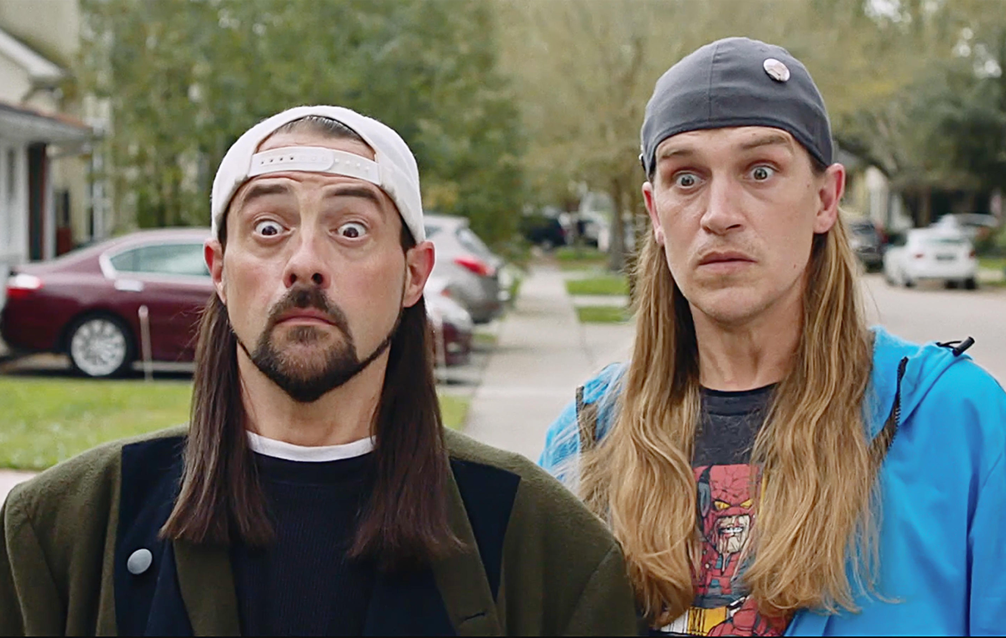 Jay And Silent Bob Reboot Review Kevin Smith Strikes Back At The