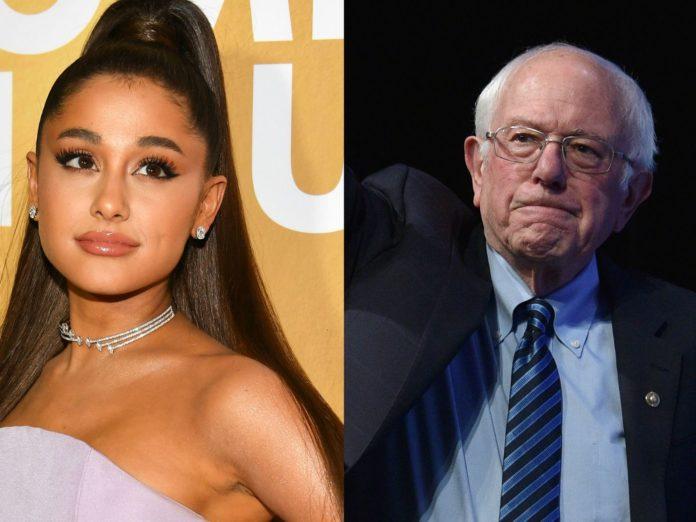 Ariana Bernie Sanders