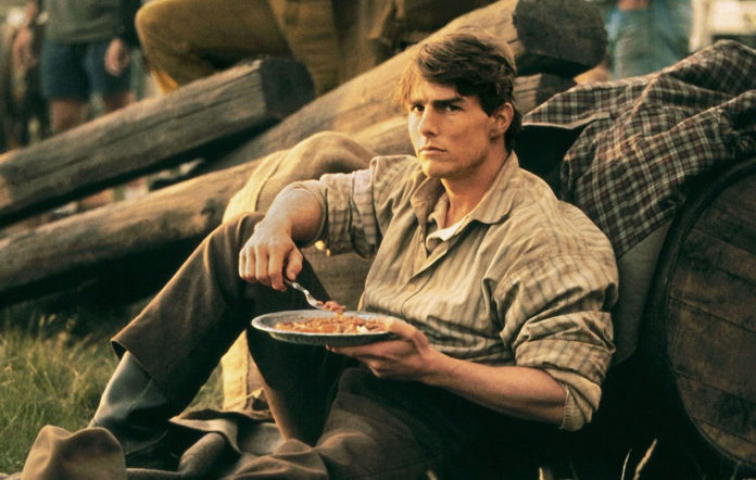 Tom Cruise in 'Far And Away' (1992)