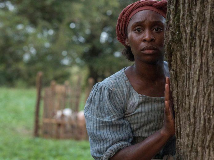Cynthia Erivo in 'Harriet'.