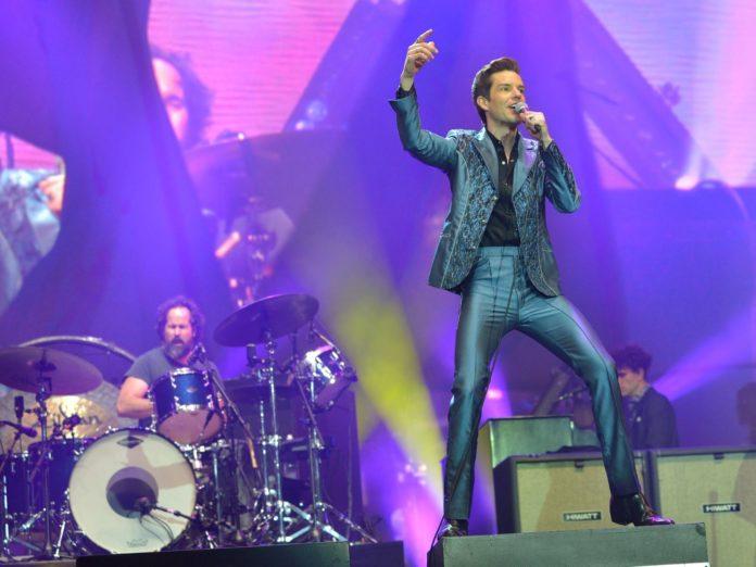 The Killers at Glastonbury 2019