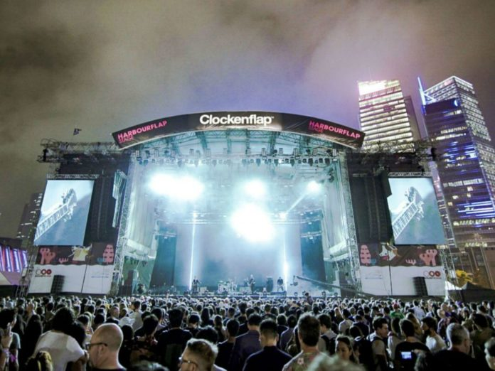 Hong Kong's Clockenflap festival cancelled as anti-government protests escalate