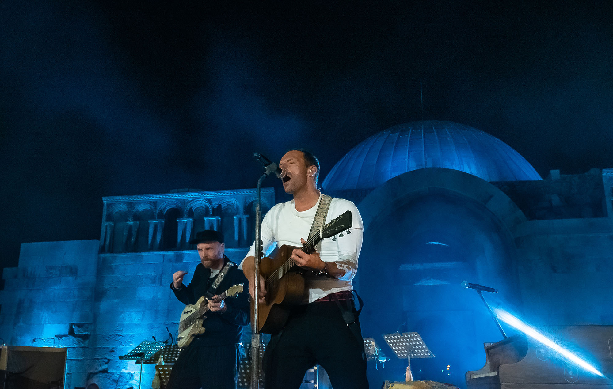 Coldplay The Citadel Amman Jordan 2019