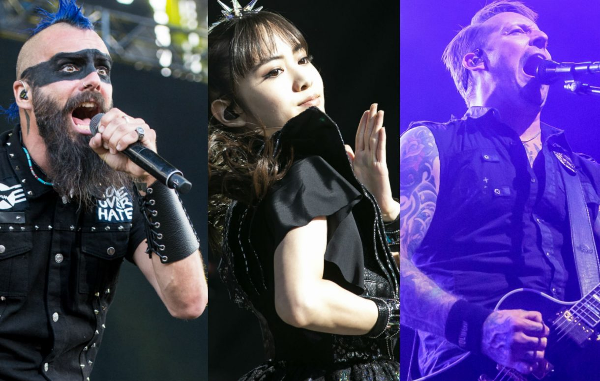 Download Adds Killswitch Engage Babymetal And More For 2020 Festival