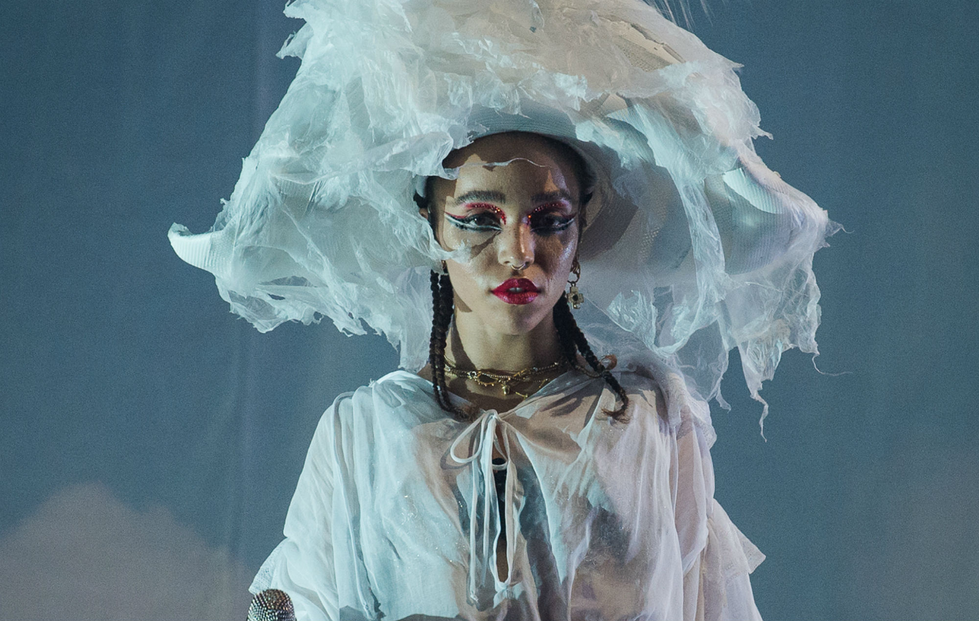 Listen to FKA Twigs' jittering new song 'sad day'