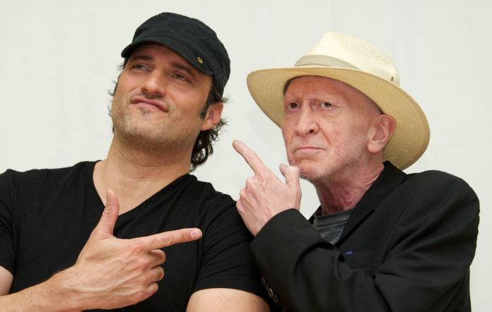 Frank Miller Robert Rodriguez Sin City 2014