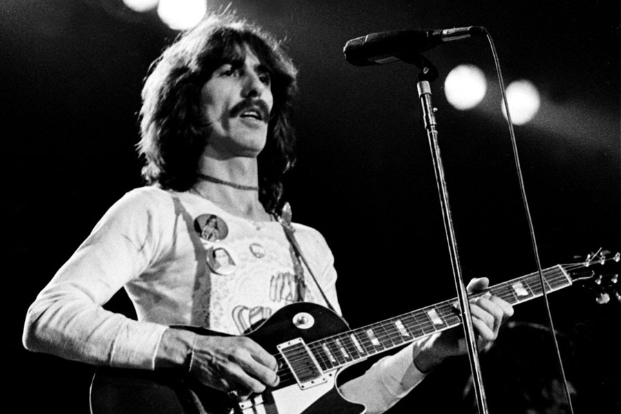 George Harrison, 'All Things Must Pass'
