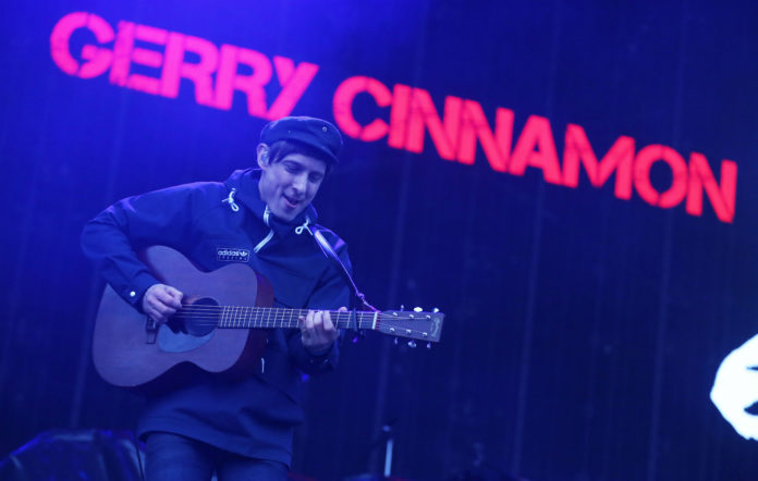 Belter! Gerry Cinnamon announces new album 'The Bonny' and huge homecoming stadium show