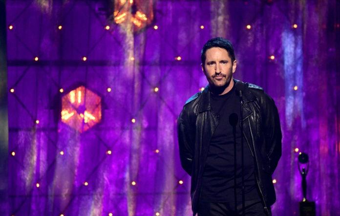 Nine Inch Nails' frontman Trent Reznor