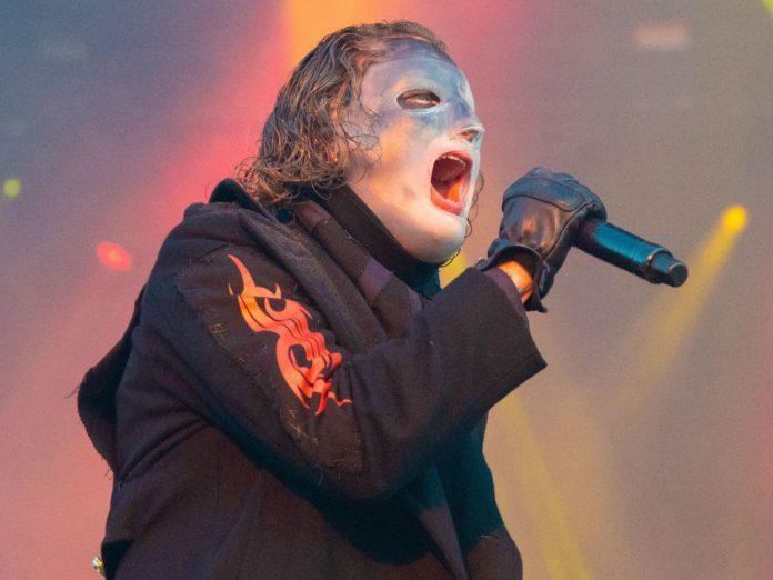Slipknot Corey Taylor
