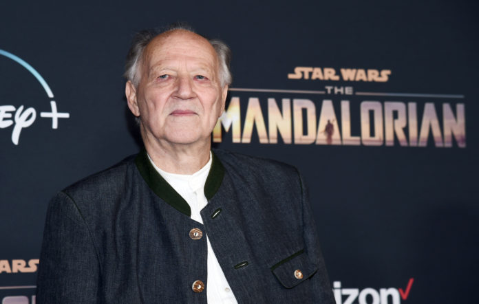 Werner Herzog, star of The Mandalorian