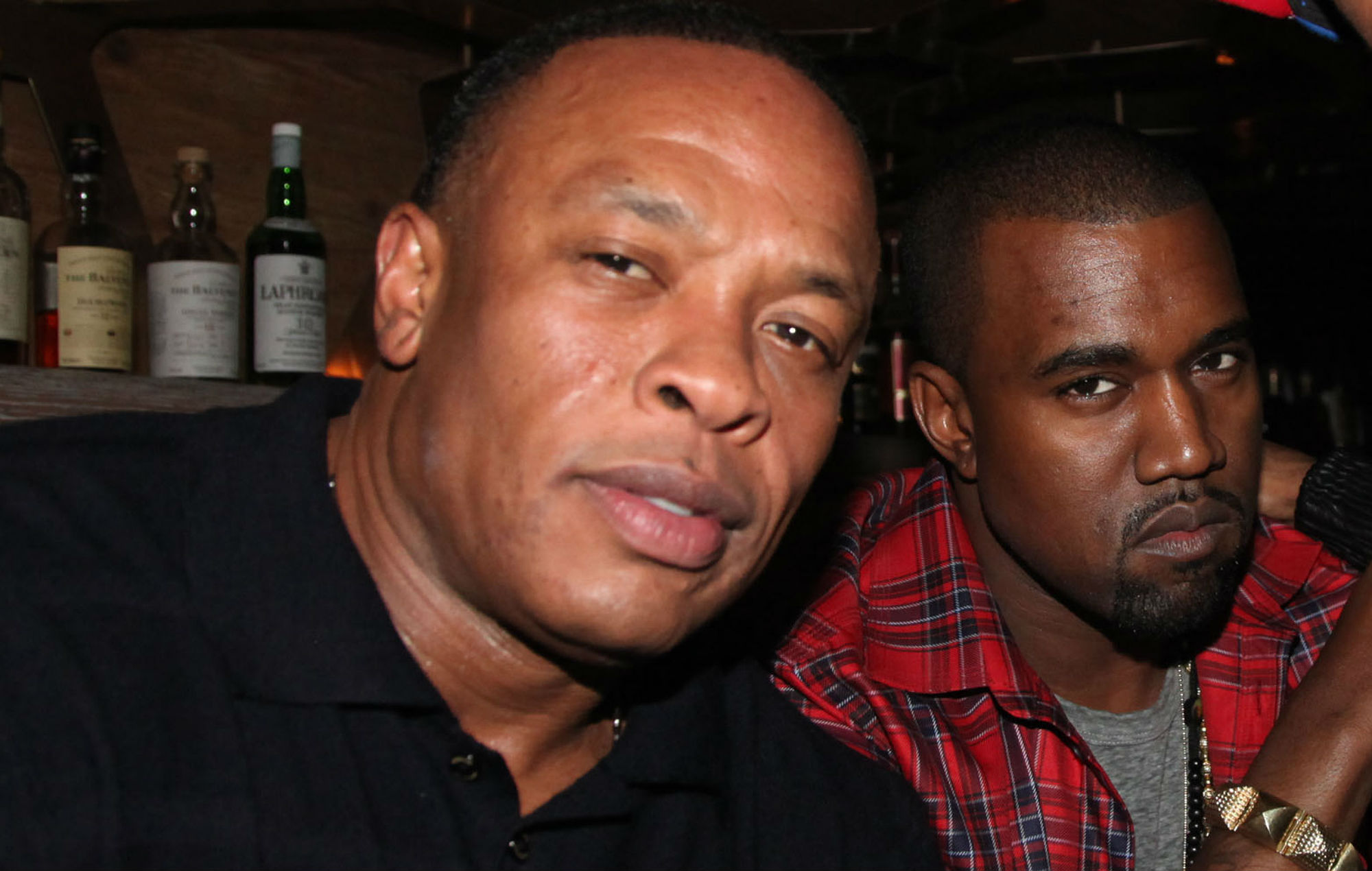 Producer OMG Ronny teases that Dr Dre and Kanye West are working ...
