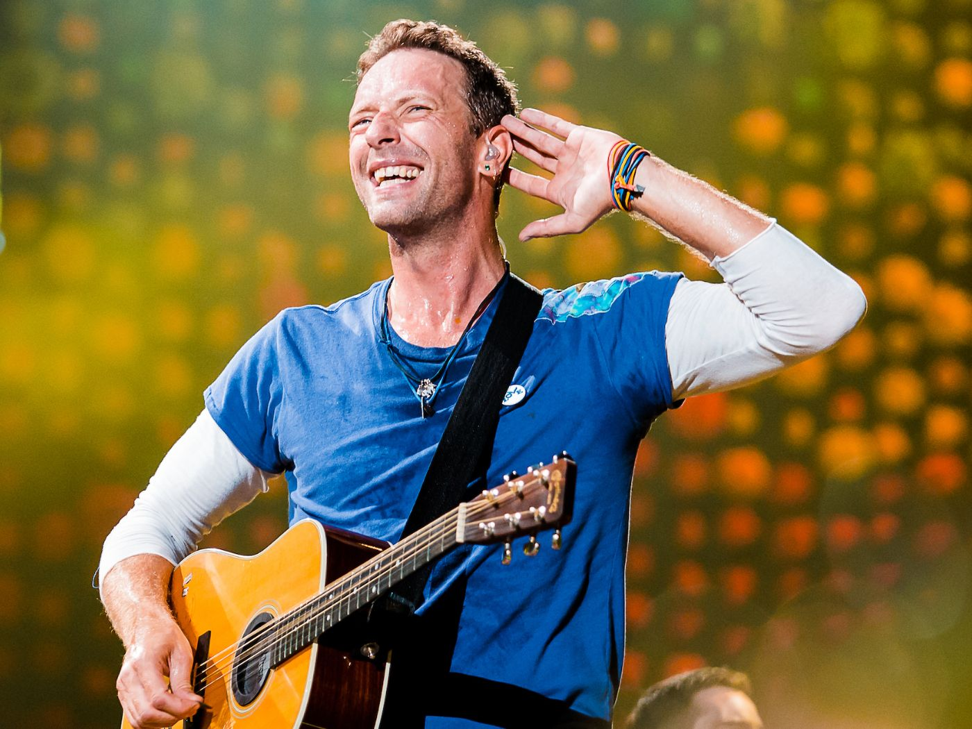 Coldplay S Chris Martin On How Mean Comments Put Him Off Playing Glastonbury 2020 Nme