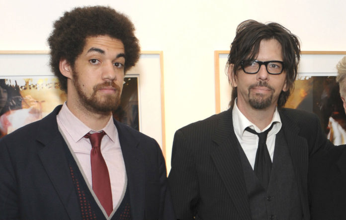 Danger Mouse and Sparklehorse's Mark Linkous
