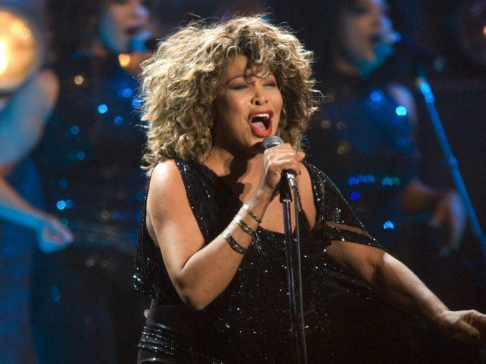 Tina Turner fan message