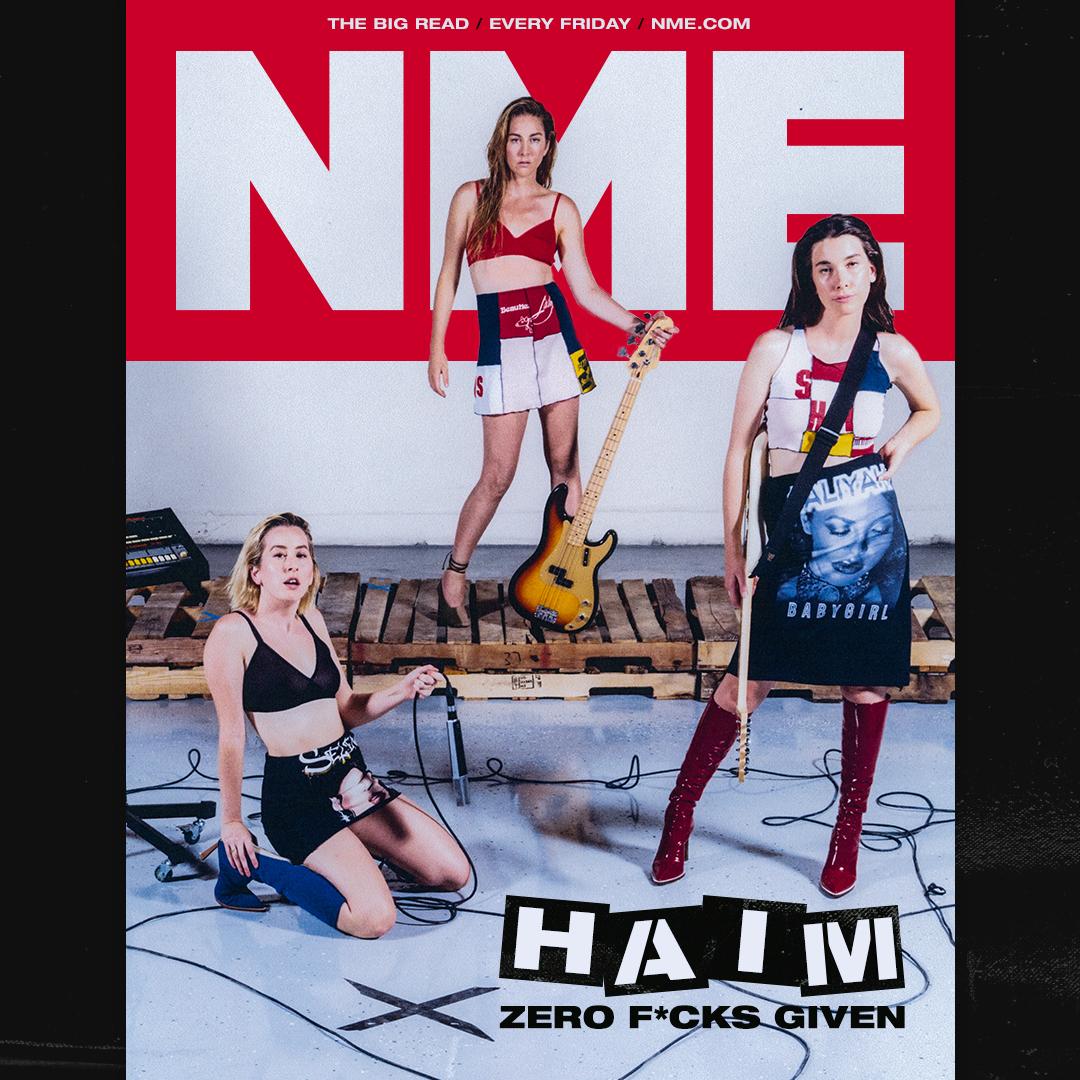 Haim NME Big Read