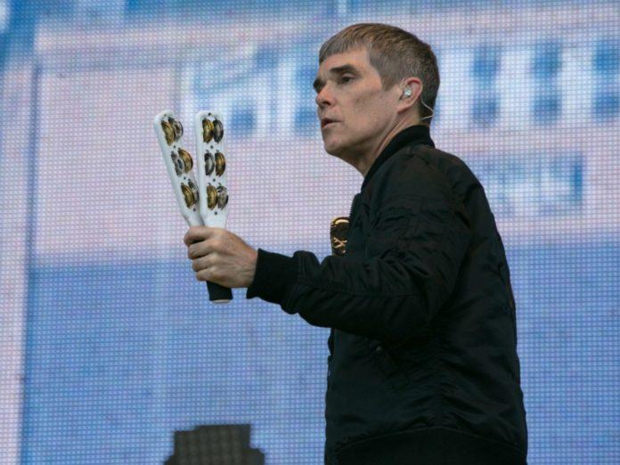 Ian Brown, Stone Roses