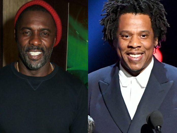 Idris Elba; Jay-Z
