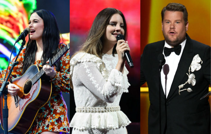 Kacey Musgraves to host all-star Amazon Prime Christmas special with Lana Del Rey, Camila Cabello, James Corden and more