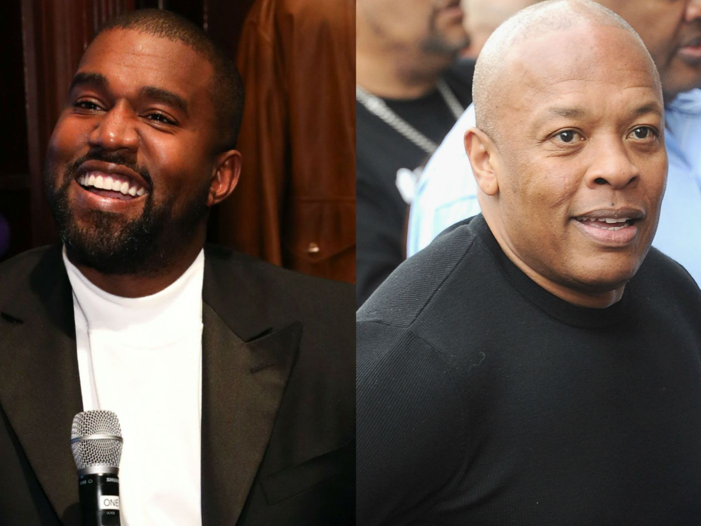Kanye West and Dr. Dre join forces for 'Jesus Is King Part II' project