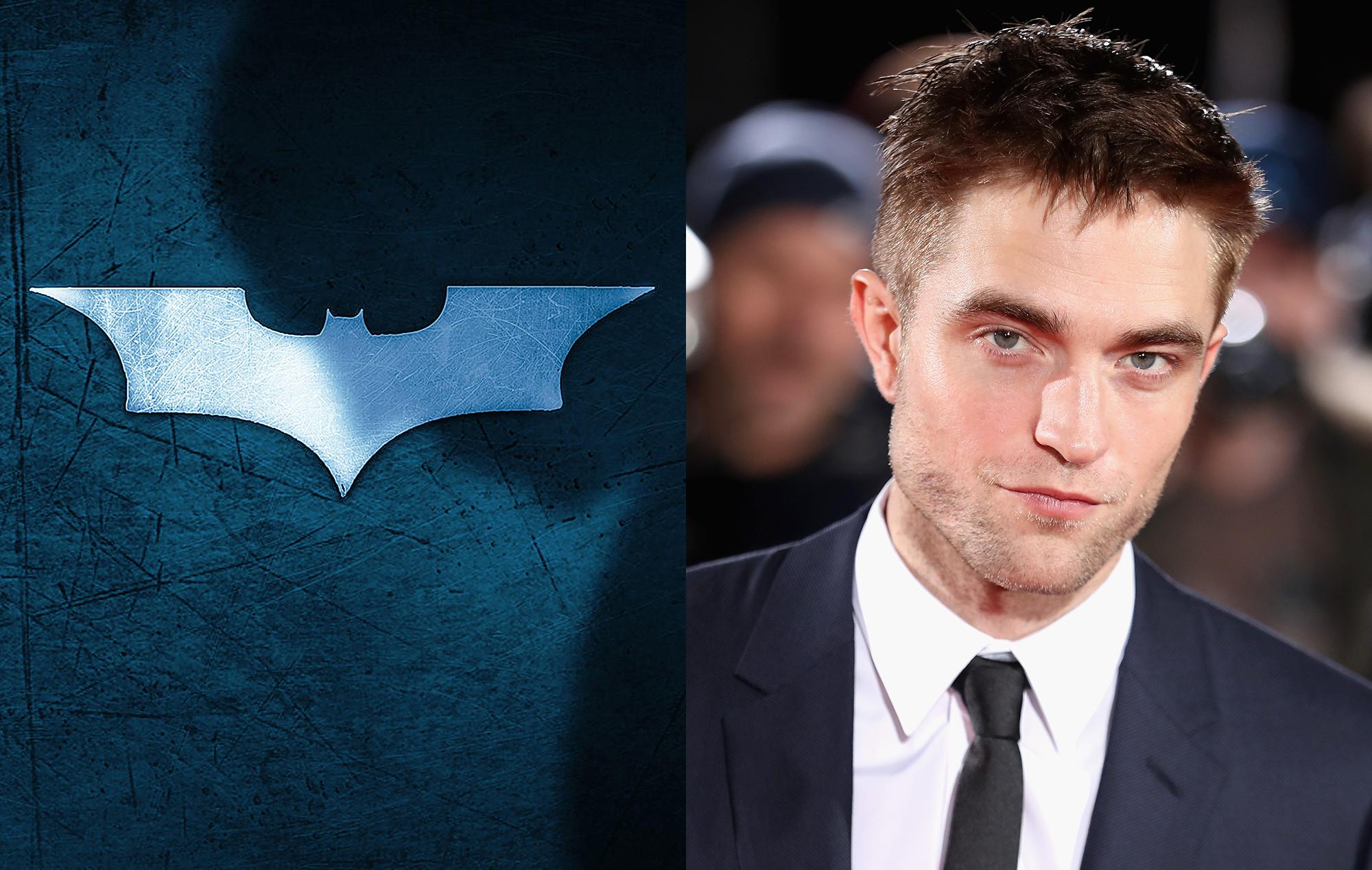 Robert Pattinson in Batman