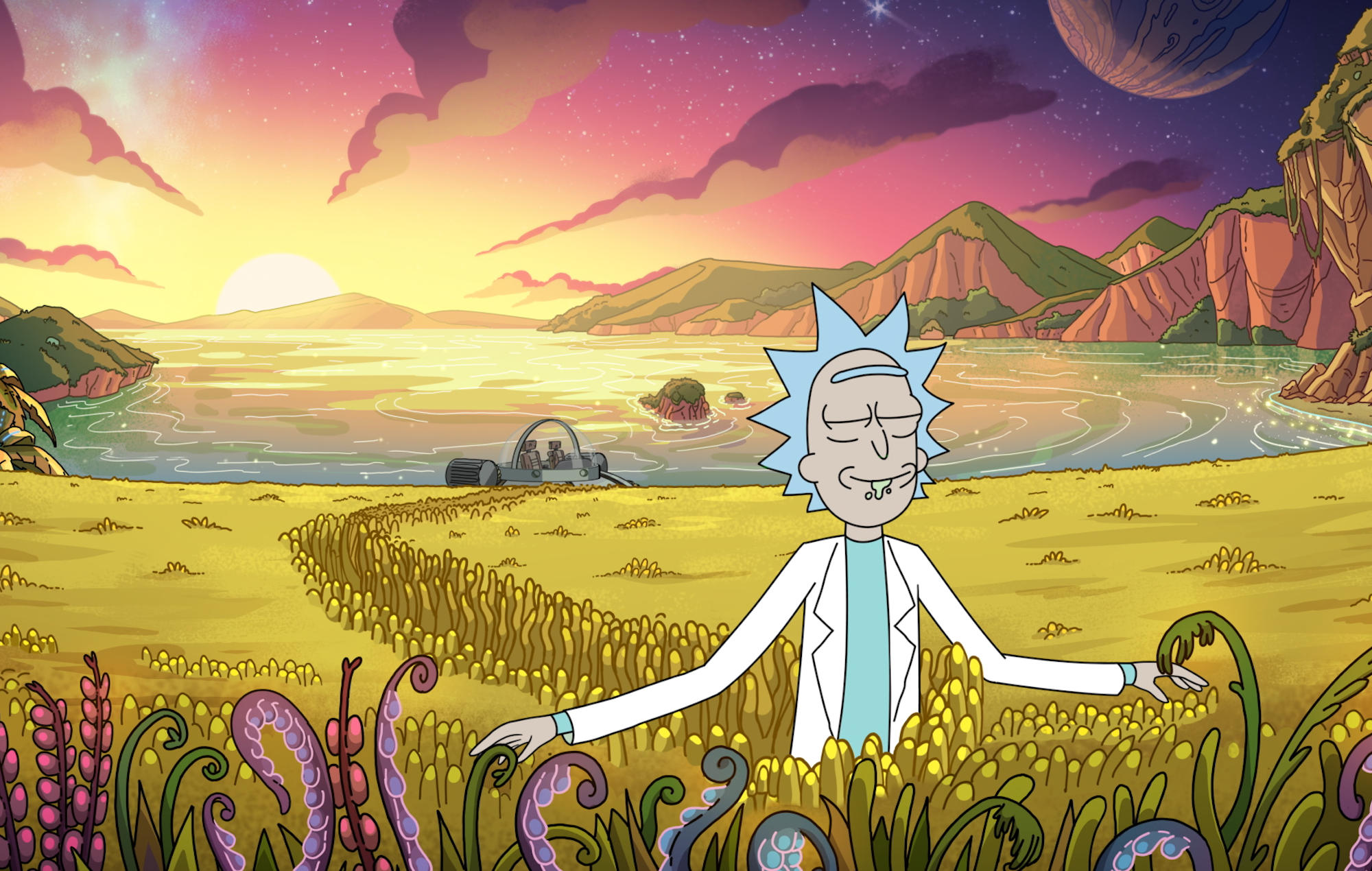 Season 4 of 'Rick and Morty' to come to the UK in early 2020