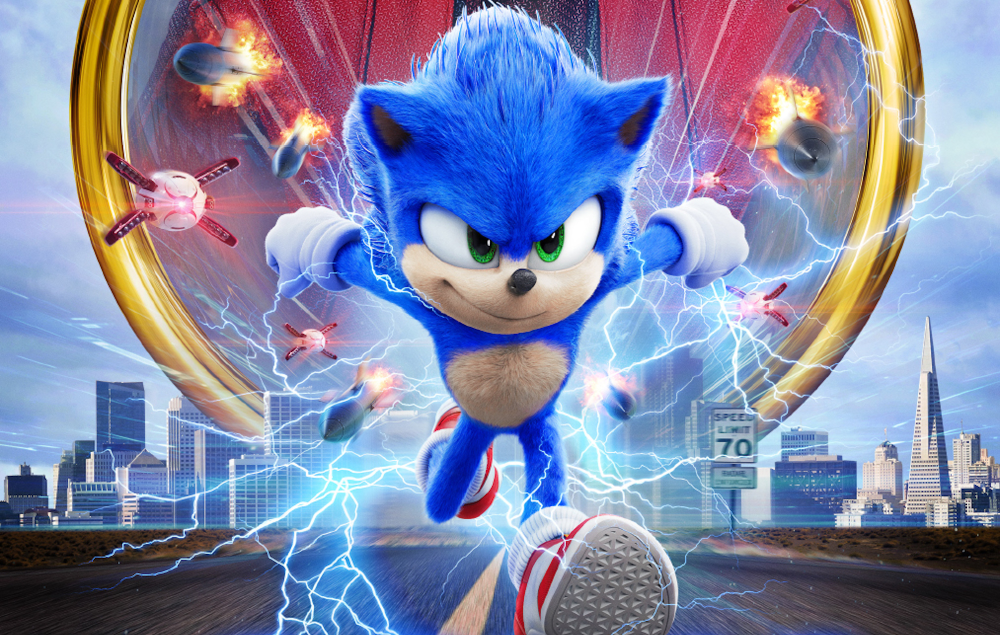 'Sonic The Hedgehog' movie shares its redesigned character in new trailer